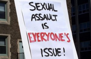 Is the rape culture to blame for the continuous rise in sexual harassment?